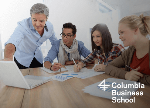 case study | Columbia Business School