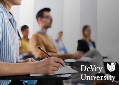 case study | DeVry University