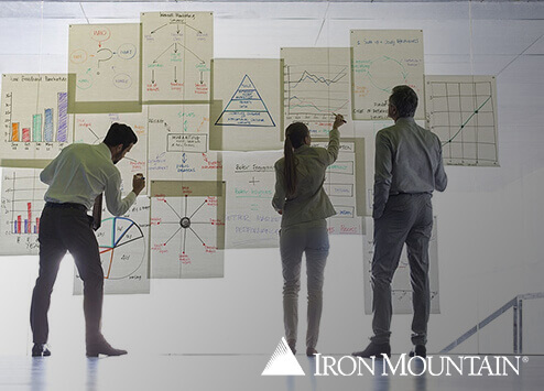 case study | Iron Mountain